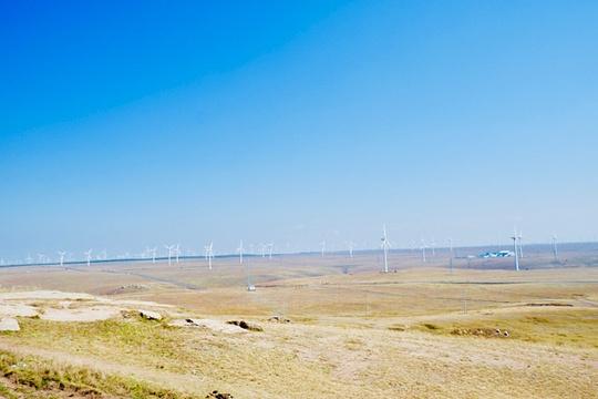 乌兰察布草原旅游景点图片