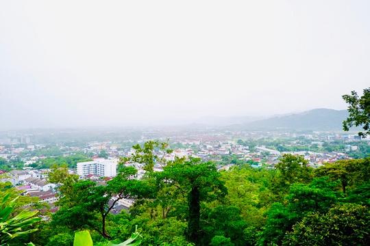 考朗山旅游景点图片