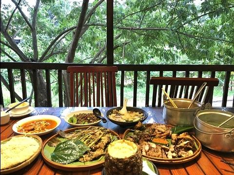红牙象·傣味美食园旅游景点攻略图