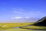 塔合曼高原湿地