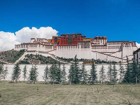 西藏博物馆旅游景点攻略图