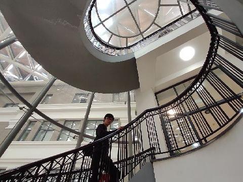 武汉美术馆旅游景点图片