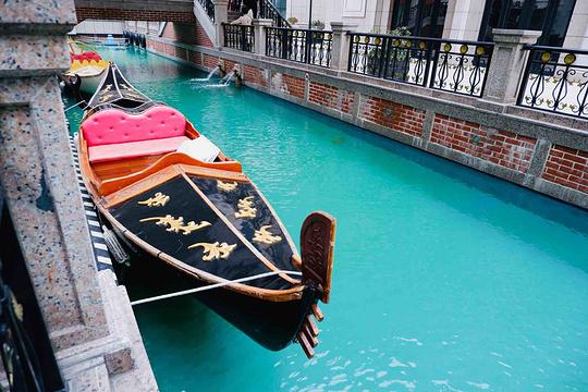威尼斯小镇旅游景点图片