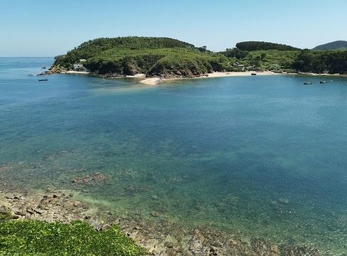 大长山岛旅游景点图片