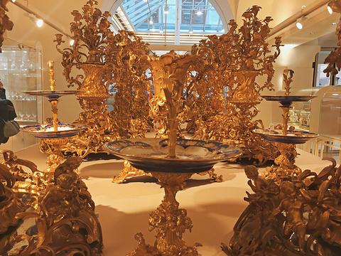 霍夫堡宫旅游景点攻略图