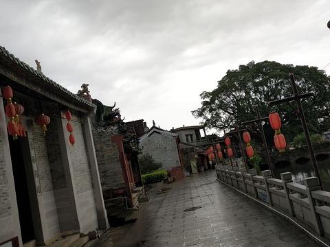 南社明清古村落旅游景点图片