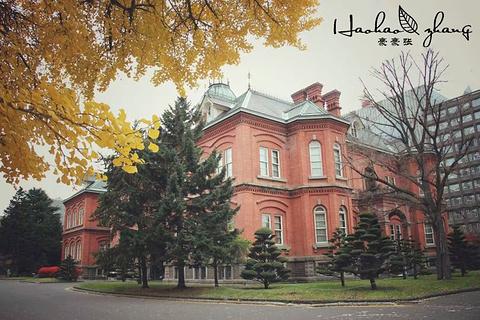 北海道厅旧本厅舍旅游景点攻略图