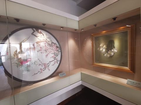 中国丝绸博物馆旅游景点攻略图