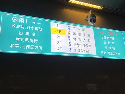 天津站旅游景点图片
