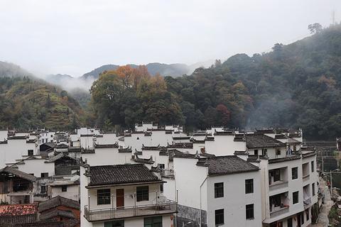 菊径村旅游景点攻略图