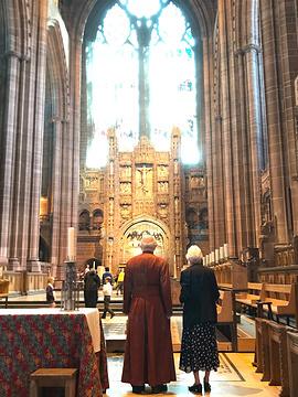 利物浦大教堂旅游景点攻略图