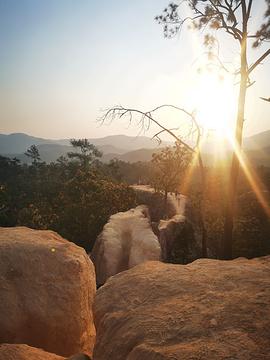 大峡谷旅游景点攻略图