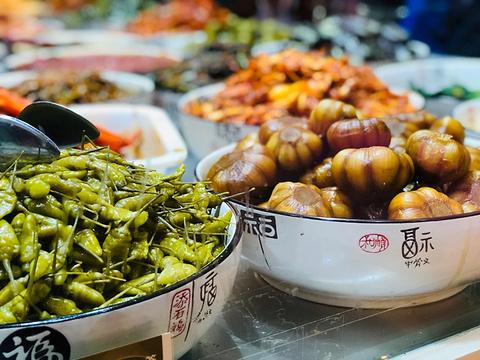 道里菜市场旅游景点图片