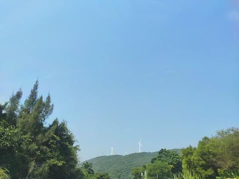 闸坡风车山旅游景点攻略图