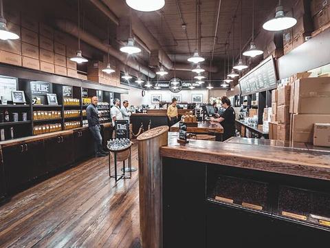 星巴克第一店旅游景点攻略图