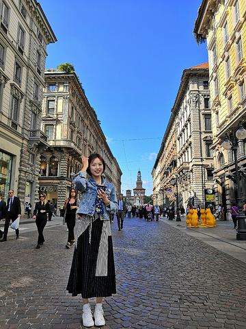 """""""必看!意大利🇮🇹米兰一日游最全攻略!_米兰大教堂""""的评论图片"""
