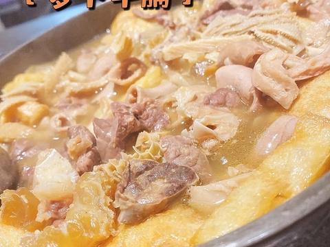西楚牛香·砂锅牛腩煲(汉溪长隆店)旅游景点攻略图