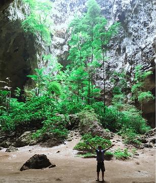 三百峰国家公园旅游景点攻略图