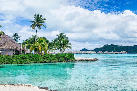 波拉波拉岛旅游景点图片