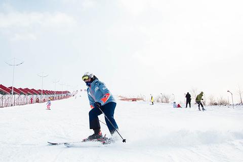 雪村滑雪场旅游景点攻略图