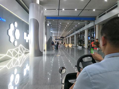 磁浮机场站旅游景点攻略图