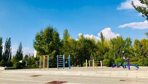 白泉山生态公园旅游景点攻略图