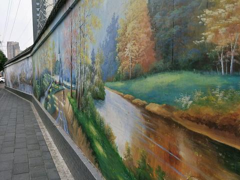 乌石浦油画村旅游景点图片