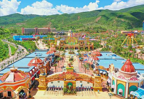 世界恐龙谷旅游区