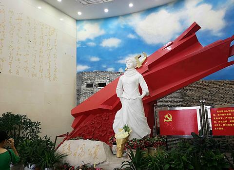 杨开慧纪念馆旅游景点攻略图