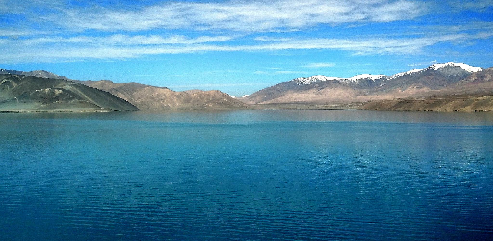 【原创摄影】大美新疆——9、高原明珠喀拉库勒湖