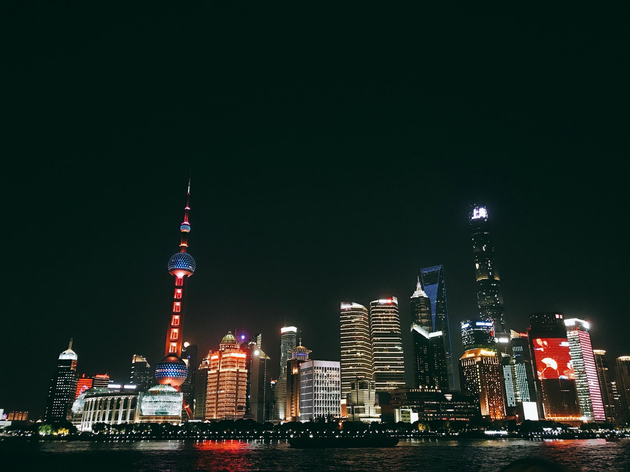 说走就走!懒人游上海,四天三夜的逛吃旅行