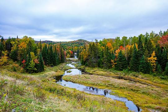 蒙特朗布朗国家公园旅游景点图片