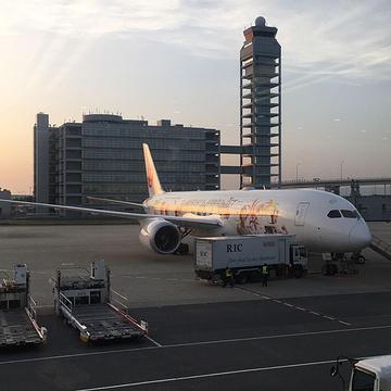 关西国际机场免税店旅游景点攻略图