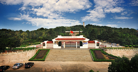 鄂豫边区烈士陵园