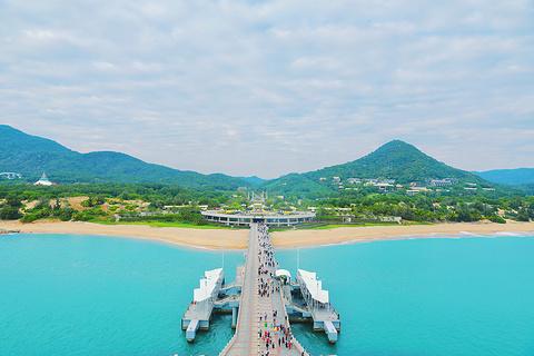 三亚旅游景点图片