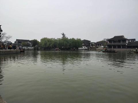 锦溪古镇旅游景点攻略图