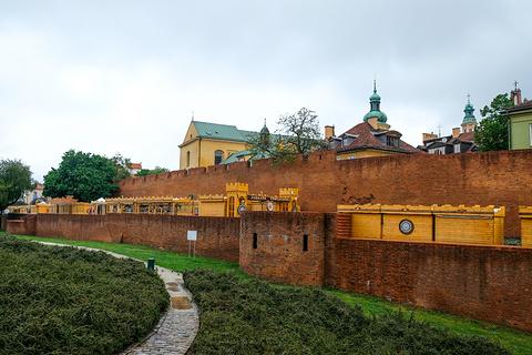 城堡广场的图片