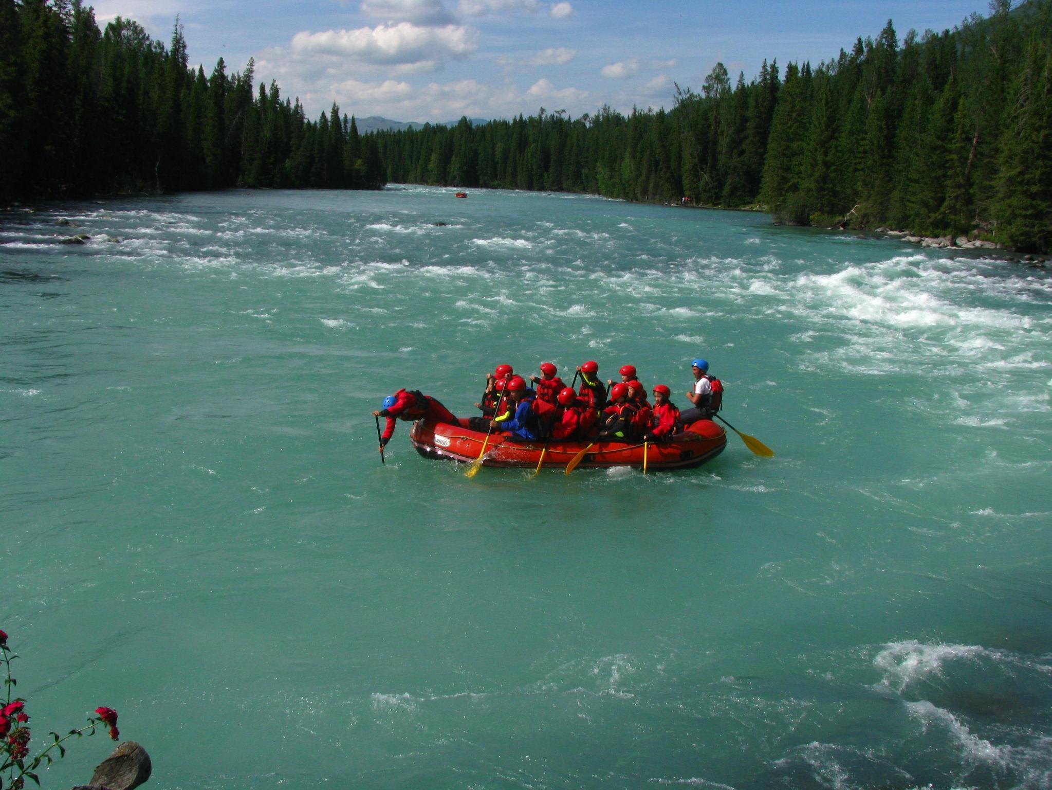 美丽新疆自助行(五)——水怪游走的喀纳斯湖
