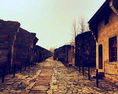 大通古镇·安徽铜陵~长江在这里拐弯,大海在这里回头
