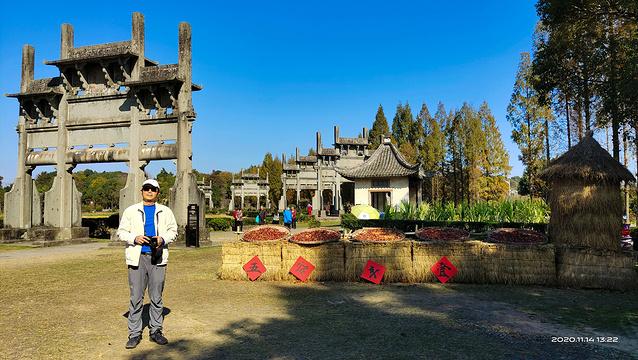 棠樾牌坊群旅游景点图片