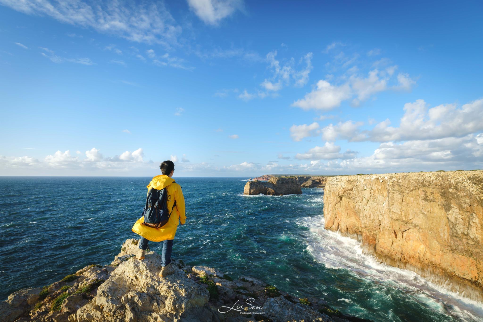 『 葡萄牙 』阿尔加维海岸线自驾之旅,在海风呼啸中探访那被遗忘的秘境