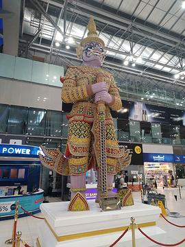 素万那普国际机场旅游景点攻略图