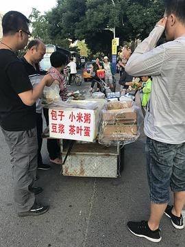 北京小吃旅游景点攻略图
