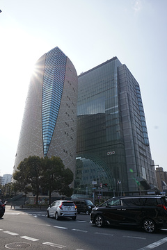 大阪历史博物馆旅游景点攻略图