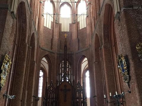 里加圣彼得大教堂旅游景点图片