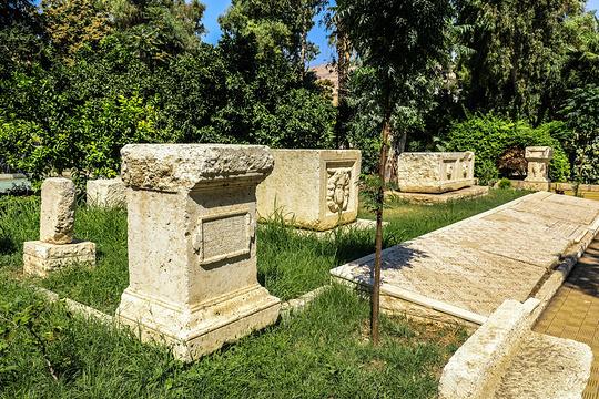 大马士革国家博物馆旅游景点图片