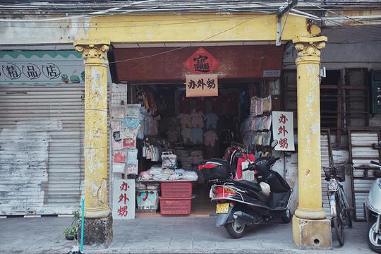 潮州古城旅游景点图片