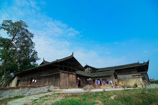 荆坪古村旅游景点图片