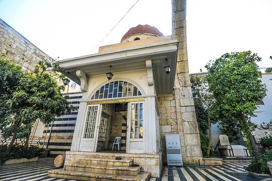萨拉丁之墓旅游景点图片