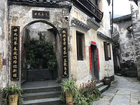 上坦村旅游景点图片